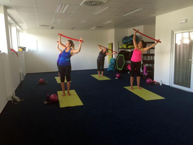 Pilates Ústí nad Orlicí